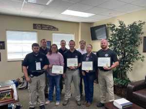 Deputies Recognized For Work in Meth Trafficking Case