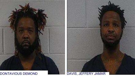 Rockmart Men Jailed on Felony Drug and Gun Charges