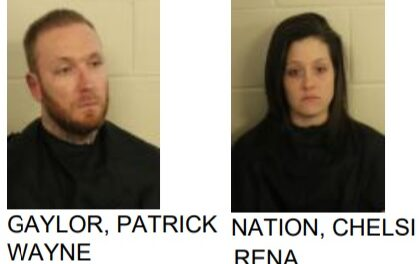 Local Couple Arrested for Trafficking Meth