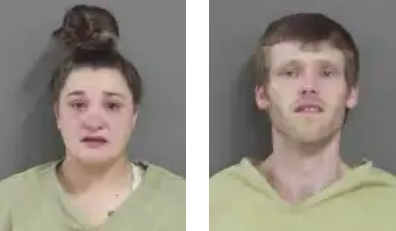 CAlhoun Couple charged in connection with critical injuries to a toddler