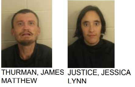 Lindale Couple Jailed After Using Lost Bank Cards