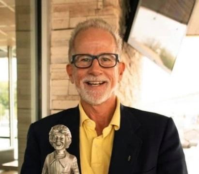 Jim Aaron Awarded Prestigious Ronald Award