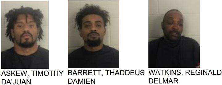 Rome Men Jailed on Major Drug Distribution Charges